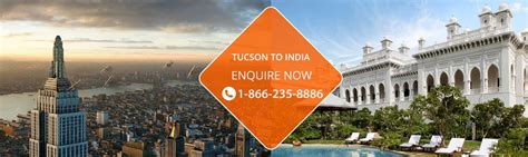 flight from tucson to india tripbeam