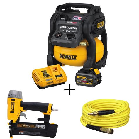 dewalt 18 pneumatic brad nailer dwfp12233 the home depot