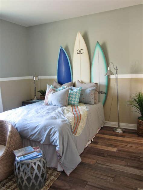 chambre surf d 233 corez vos int 233 rieurs avec une planche de surf archzine fr
