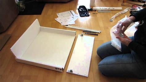 schublade zusammenbauen tutorial ikea maximera gro 223 20 cm k 252 chenschublade