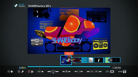 kpop themes for psp sharefactory 80 s theme on ps4 official playstation