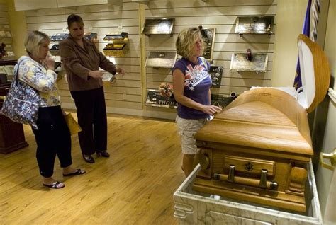 max s marci looks at a casket sept 18 in the