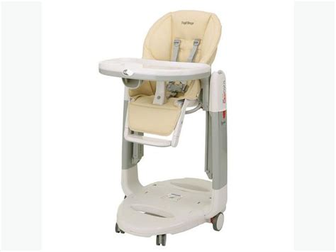 High Chair Peg Perego Tatamia Latte 1 peg perego tatamia 3 in 1 high chair swing chair west shore langford colwood metchosin
