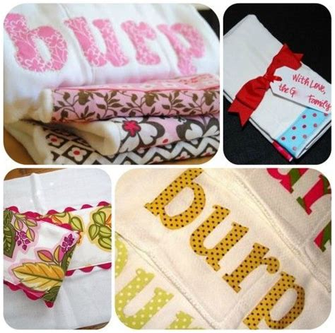 Handmade Baby Shower Gift Ideas - pin by christi smith on make a gift