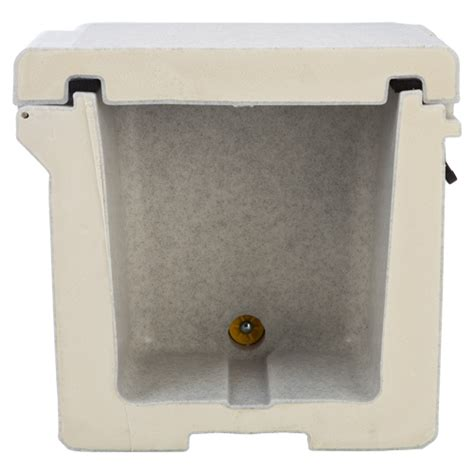 Grizzly 60 Quart Rotomolded Cooler Tan