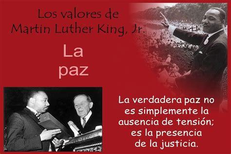 imagenes de reflexion de martin luther king frases de vida la verdadera paz martin luther king jr