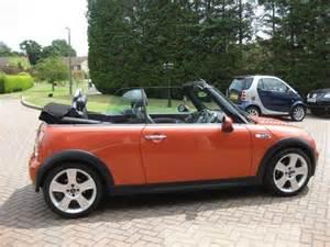 Orange Mini Cooper For Sale Cars For Sale In Essex From Cars For Sale In Essex