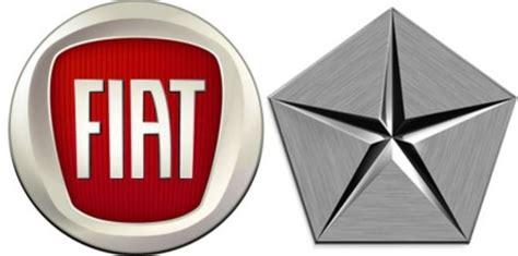 Chrysler And Fiat Merger by Fiat Chrysler In Merger Talks