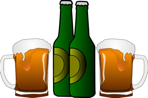 beer bottle cartoon cartoon beer bottle clipart best