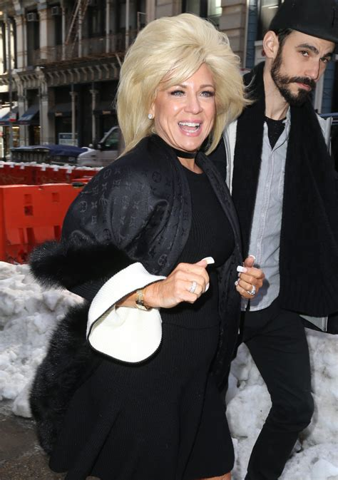 wikipedia theresa caputo s mother did larry caputo a stroke did larry caputo have a stroke