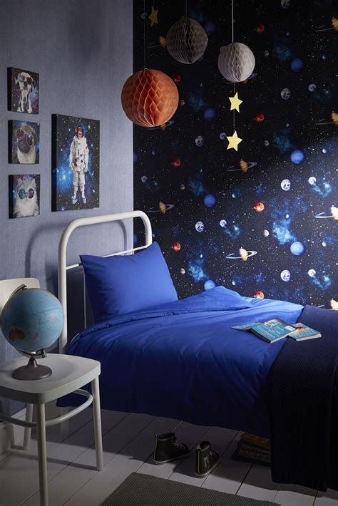 Pja 14 Hello Pink Pjm cosmos space themed room concept boys bedroom