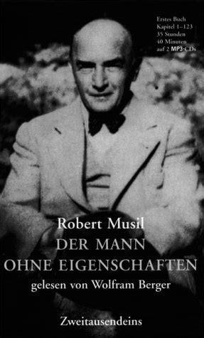 Robert Musil Der Mann Ohne Eigenschaften Avaxhome