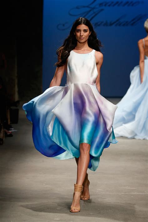 What To Look For At Ny Fashion Week by New York Fashion Week 2015 Leanne Marshall Debuts