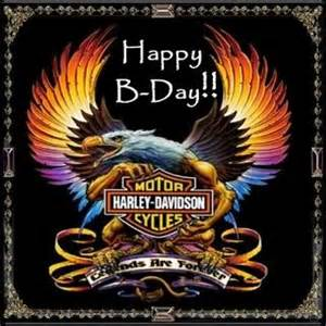 harley davidson motorcycle happy birthday harley davidson