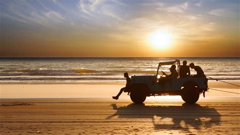 jeep wrangler beach sunset sun surf and jeeps jeep beach 2014 socal jeeps