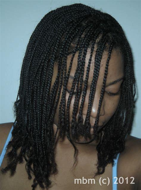 mini braid more pics of my fall braids the mini braid method