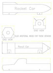 pinewood derby design templates pin free pinewood derby designs on