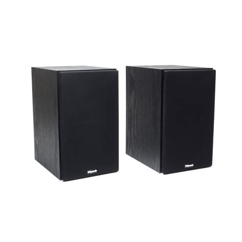 klipsch b 10 bookshelf speakers pair gibbys electronic