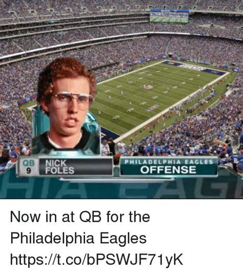 Nick Foles Meme - 25 best memes about philadelphia eagles philadelphia