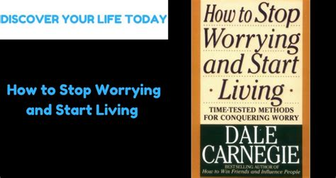 summary how to stop worrying start living book by dale carnegie how to stop worrying start living a complete summary book paperback hardcover audiobook audible summary books how to stop worrying and start living