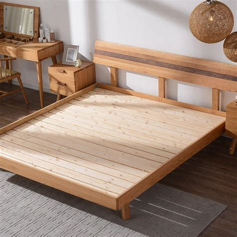 Trysil Two Toned Bed Frame Trysil Bed Frame