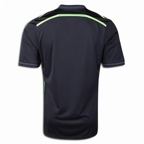 Jersey Spanyol 2014 detail jersey spanyol away world cup 2014 bola wuss