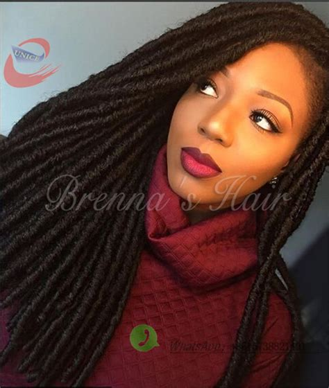 soft dread braided styles 168 best faux locs braid hair images on pinterest braid