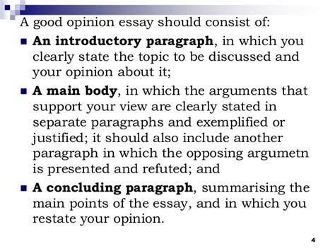 how to write an opinion paper write for opinion how to an essay