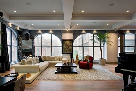 Tribeca Loft Two Luxurious Lofts On Sale In Tribeca New York 2