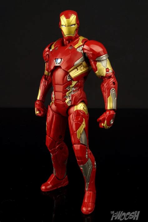 Iron Mk 46 Marvel Figure marvel legends series iron mk 46 the fwoosh