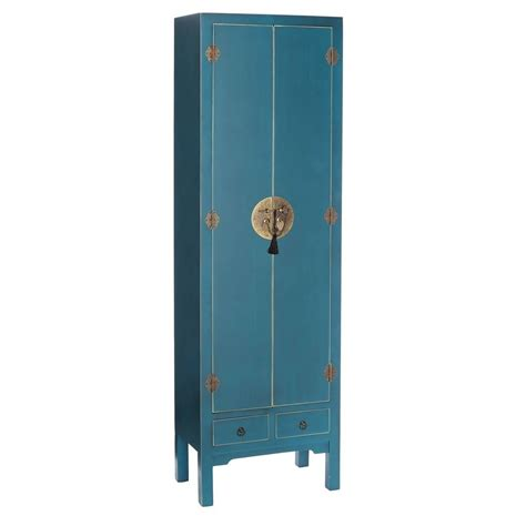 armadio cinese armadio cinese azzurro mobili etnici provenzali shabby