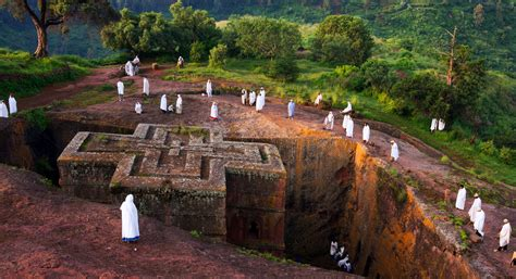 libro lalibela etiopia er natur og kultur reiseliv