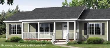 the alamance i modular home floor plan saddle roof porch green modular home floor plans modern modular home