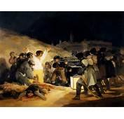 Francisco De Goya Cuadros Los Fusilamientos Del 3 Mayo