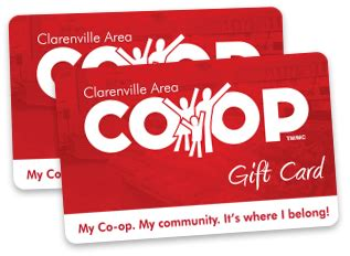Co Op Gift Cards - gift cards 171 clarenville area consumers co op