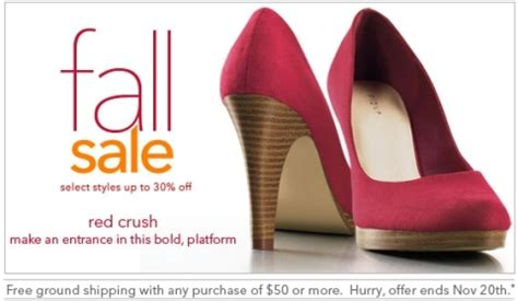 Payless Fall Sale by Payless Fall Sale The Fashionable