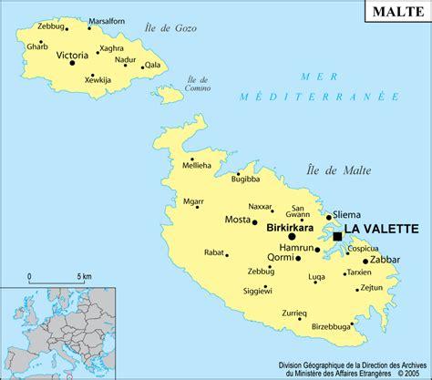 0004490487 carte touristique malta and forum malte malta ideoz voyages