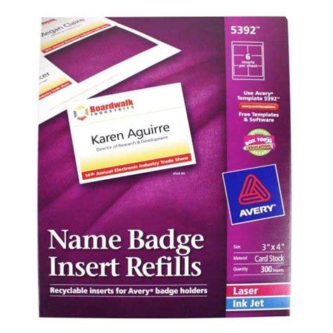 4 x 3 name badge template avery 4x3 name badge template the hakkinen