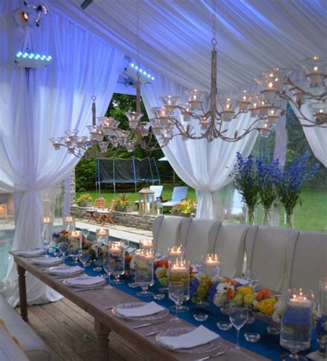 backyard wedding rentals 78 images about party decor ideas on pinterest small