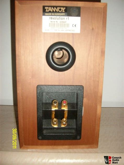 Speaker Advance R1 audio analogue enigma tannoy revolution r1 photo 371276