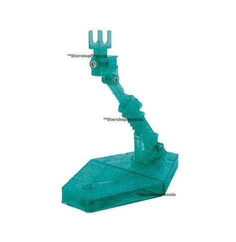 gundam base 2 sparkle clear green model kit