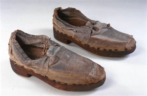 Wooden Shoes Just Got Hip by The Recorder From The Display Shoes From The