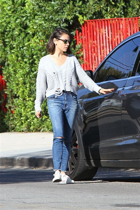 Spotted Shopping And More by Mila Kunis Spotted Shopping In Beverly Celebzz