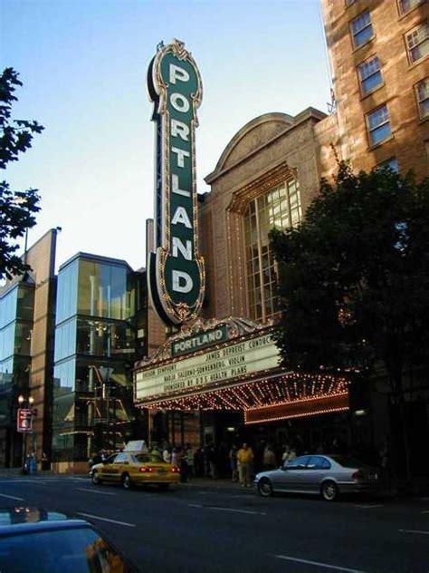 Or In Theatres Pstos Paramount Portland Theatre Portland Oregon