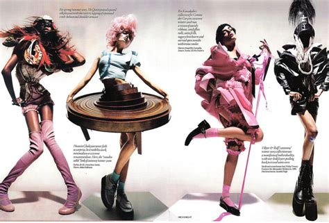 Amazing Fashion Photography Blogs by Vogue Uk Fashion Io Takemura S