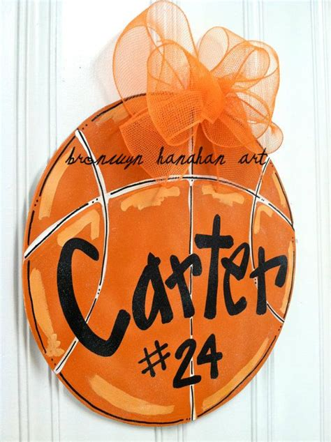 Basketball Decor by 25 Best Ideas About Basketball Decorations On
