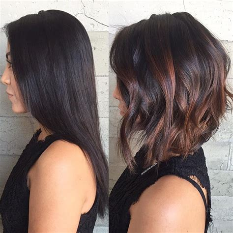 long choppy layered hairstyles inverted bob 20 gorgeous inverted choppy bobs soft waves bobs and