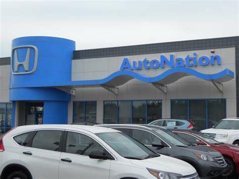 AutoNation Honda Covington Pike car dealership in MEMPHIS