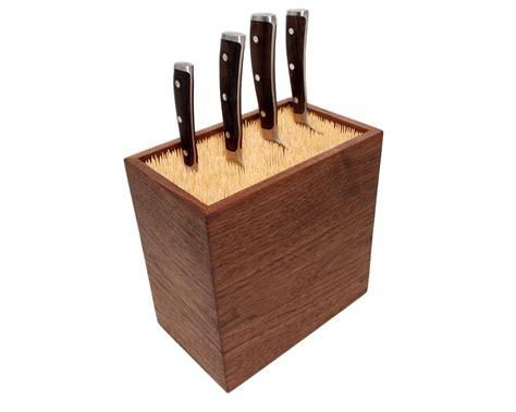 custom knife blocks buy a custom bamboo skewers knife block made to order from clark wood creations custommade