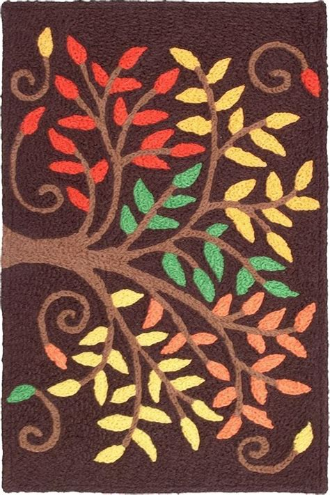 Rugs By Color by Jelly Bean Rugs Autumn Colors Rug From Wisconsin By Fresh